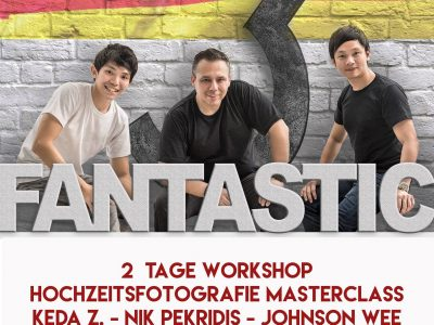 A fantastic workshop in Germany - Munich