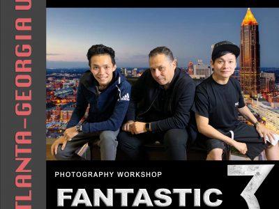 Fantastic3 in Atlanta USA